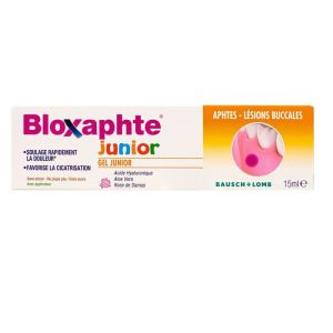 Bloxaphte Junior Gel 15ml