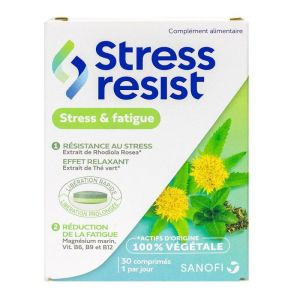 Stress Resist Bicouch Cpr 30
