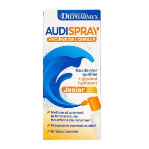 Audispray Junior Sol Pulv 15ml