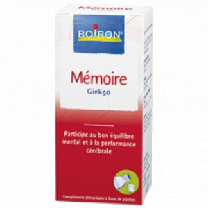 Boiron Memoire Ginkgo 60ml