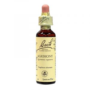 Fl Bach Original Agrimony 20ml