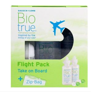 Biotrue Sol Flight Pack 60ml X