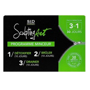 Sidn Sculpting Act Prog Minceu