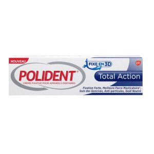 Polident Total Action Cr Fixat