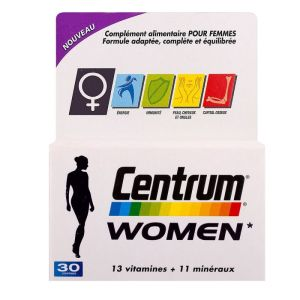 Centrum Women Cpr 30