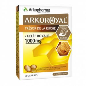 Arkoroyal Gelee Royale Caps 30