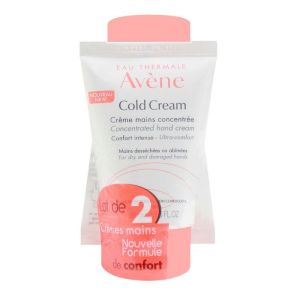 Avene Cold Cream Mains Concent