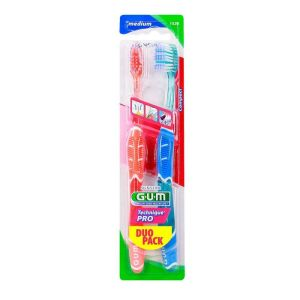 Gum Brosse A Dents Duo Techpro