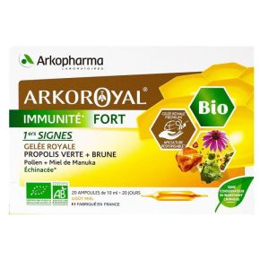 Arkoroyal Immunite Fort Amp 20