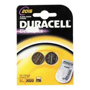 Pile Duracell 2016 Lithium Bou
