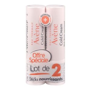 Avene Stick Levres Lot 2