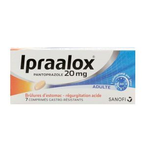 Ipraalox 20mg Cpr 7