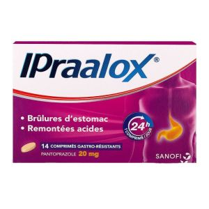 Ipraalox 20mg Cpr 14
