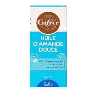AMANDE DOUCE GIFRER 56 ML