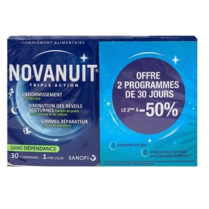Novanuit Triple Action Cpr 30x