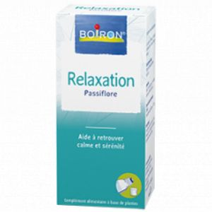 Boiron Relaxation Passiflore 60ml