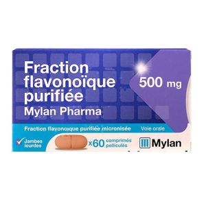 Fraction Flavonoiq 500mg Myl C