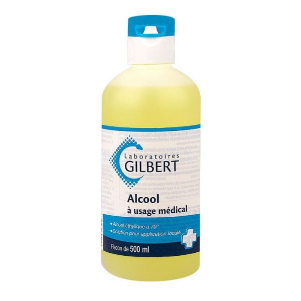 Alcool Usage Medical Gilbert 5